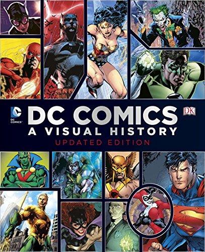 DC Comics: A Visual Chronicle