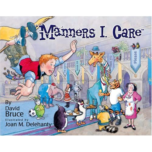 Manners I. Care (Manners Brand Series) David Bruce