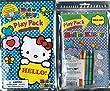 Hello Kitty Play Pack Grab & Go Activity Kit Hello!