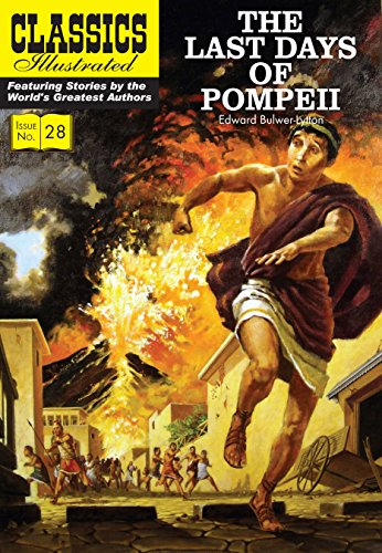 The Last Days Of Pompeii (Comic Book)