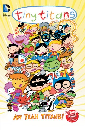 Amazon.com: Tiny Titans Vol. 8: Aw Yeah Titans! (9781401238124): Art Baltazar, Franco: Books