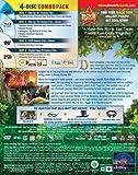 Tangled (Four-Disc Combo: Blu-ray 3D / Blu-ray / DVD / Digital Copy)