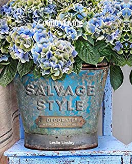 Book Cover: Country Living Salvage Style: Decorate with Vintage Finds