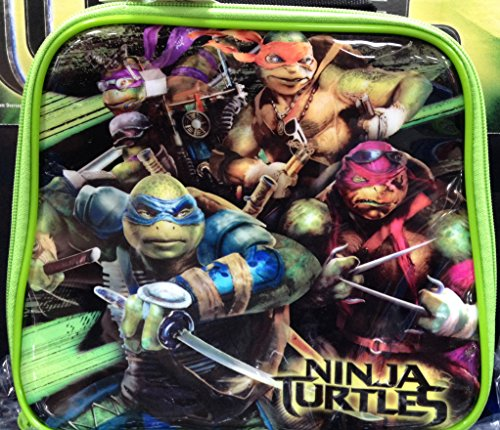 Teenage Mutant Ninja Turtles Movie TMNT Lunch Box New for 2014 - 1