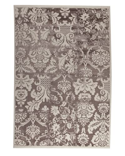 MAT Orange Baroque Rug