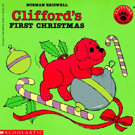 Clifford's First Christmas (Clifford), NORMAN BRIDWELL
