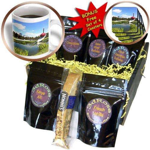 Cgb_23271_1 Ann Euell Minneapolis - Spoon Sculpture - Coffee Gift Baskets - Coffee Gift Basket