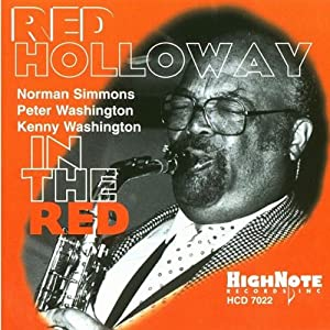 Red Holloway -  In The Red