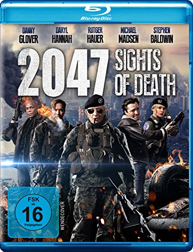 2047 - Sights of Death (Blu-ray)