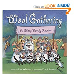 Children's Book of the Week: Wool Gathering | Julie Falatko