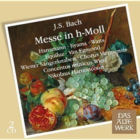 Bach, Js : Mass In B Minor BWV232 : XXII Sanctus