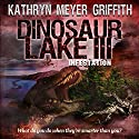 Infestation: Dinosaur Lake 3 Audiobook by Kathryn Meyer Griffith Narrated by Johnnie C. Hayes