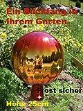 Gartenkugel (R26) Rosenkugel Gartenkugeln Rosenkugeln Glas...