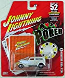 6114o%2BB8r9L. SL160  Johnny Lightning   Poker   Series II   #8 1933 Ford Delivery   Incl. 3 Poker Cards + Poker Chip   Die Cast 1:64