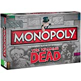 Winning Moves 43287 - Monopoly The Walking Dead
