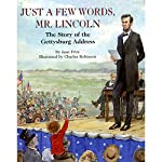 Just a Few Words, Mr. Lincoln | Jean Fritz