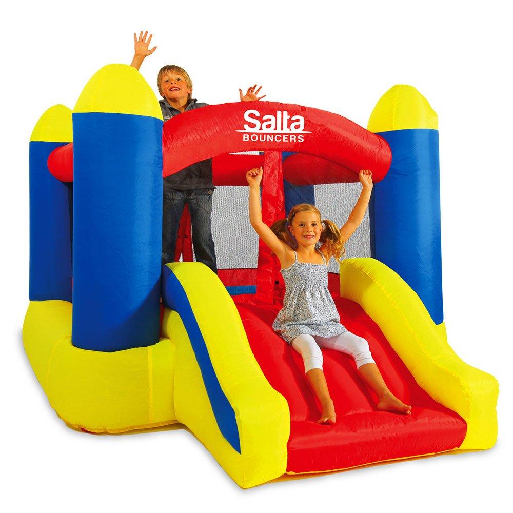 Fünf Sterne - Das Schloss - Jump & Slide - Outdoor - Simba Smoby