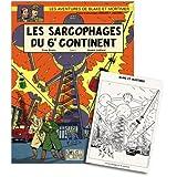 Blake & Mortimer, n� 16 : Les sarcophages du 6e continent, tome 1par Andr� Juillard