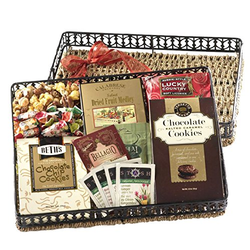 Broadway Basketeers Gourmet Collection Gift Tray