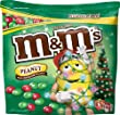 M&M's Peanut Chocolate Candies for the Holidays,  42-Ounce