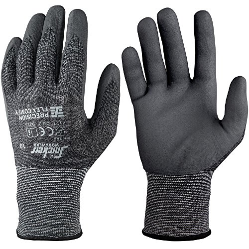 snickers-93237448009-precision-flex-comfy-handschuhe-gr-9-schwarz-grau