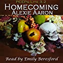 Homecoming: PEEPs Lite 3.2 Audiobook by Alexie Aaron Narrated by Emily Beresford