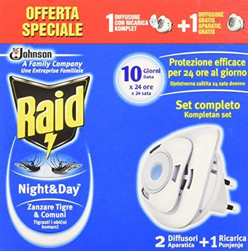 Raid Night & Day Base + Base