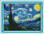 Benway Counted Cross Stitch Van Gogh...