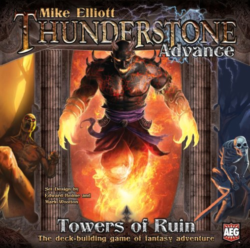 "Alderac Entertainment 5018 - Gioco in scatola ""Thunderstone Advanced: Towers of Ruin"" [lingua inglese]"