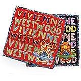 ヴィヴィアン ウエストウッド Vivienne Westwood ハンカチ ハンドタオル タオルハンカチ タオル オーブ刺繍 レディース 並行輸入品 AMI584