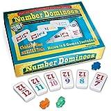 Puremco Number Dominoes Premium Double 12 Set ~ Puremco