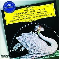 Tchaikovsky: Nutcracker Suite, Op.71a - 3. Waltz Of The Flowers