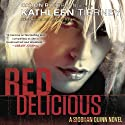 Red Delicious: A Siobhan Quinn Novel (       UNABRIDGED) by Kathleen Tierney Narrated by Amber Benson