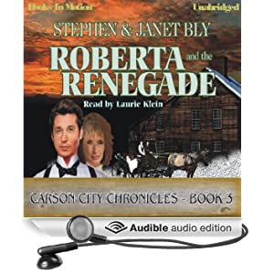 Roberta and the Renegade: Carson City Chronicles, Book 3 (Unabridged)