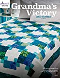 img - for Grandma's Victory Quilt Pattern book / textbook / text book