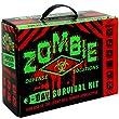 Zombie 3 Day Defense Survival Kit 5 Year Walking Dead Disaster Preparedness  from Crosslinks