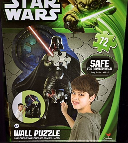 Star Wars 72 Piece Wall Puzzle - 1