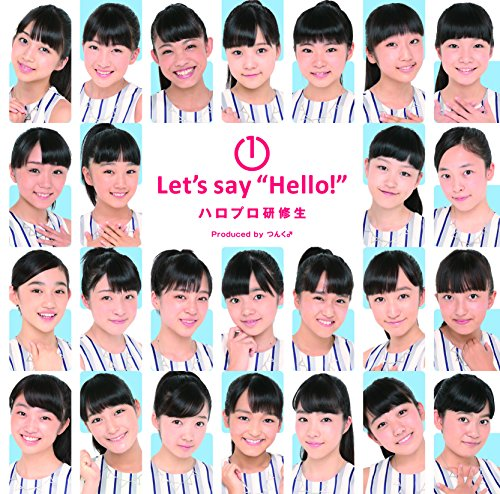 "1 Let's say ""Hello!"""