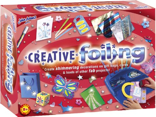 John Adams Creative Foiling Kit