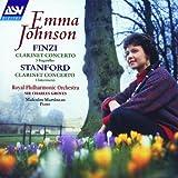 Finzi: Clarinet Concerto; 5 Bagatelles / Stanford: Clarinet Concerto; 3 Intermezzi