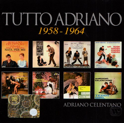 adriano celentano download tutto adriano 1958 1964 album. Black Bedroom Furniture Sets. Home Design Ideas