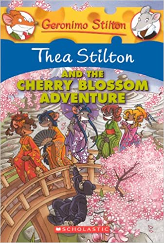 Thea Stilton and the Cherry Blossom Adventure price comparison at Flipkart, Amazon, Crossword, Uread, Bookadda, Landmark, Homeshop18