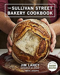 Book Cover: The Sullivan Street Bakery Cookbook