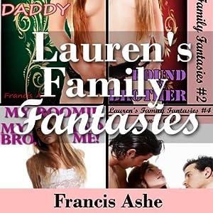 Lauren's Family Fantasies 4-Pack | [Francis Ashe]