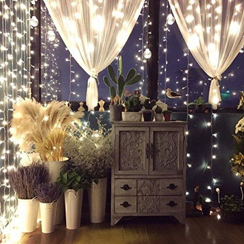 fefe crystal led lights 304 leds string