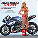 Fast Dates 2011 World Superbike & MotoGP Swimsuit Model Calendar