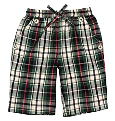 ShopperTree Boys' Regular Fit Shorts (ST-1644_5-6Y, Multicolor, 5 to 6 Years)