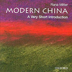 Modern China Audiobook