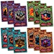 The Saga of Darren Shan Pack, 12 books, RRP �71.88 (Allies of Night,Cirque du Freak,Hunters of Dusk,Killers of Dawn,Lake of Souls,Lord of Shadows,Sons of Destiny,Vampire Prince,Vampire's Assistant,Trials of Death,Tunnels of Blood,Vampire Mountain). (The Saga of Darren Shan)