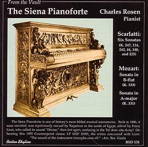The Sienna Pianoforte